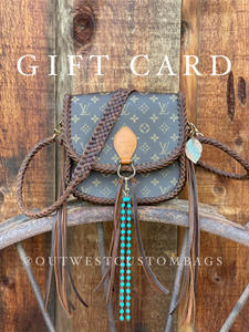 Out West Custom Bags Gift Card