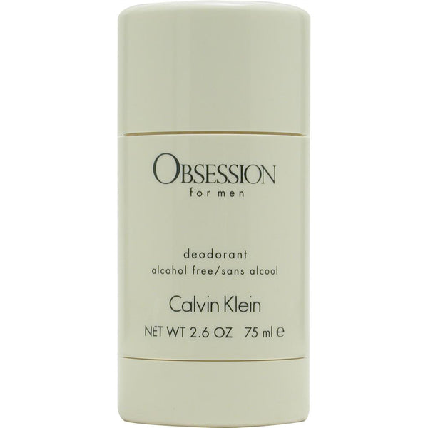 Ck Obsession For Men By Calvin Klein Deo Stick 2.6 oz-BODY CARE-Perfume Plus Outlet