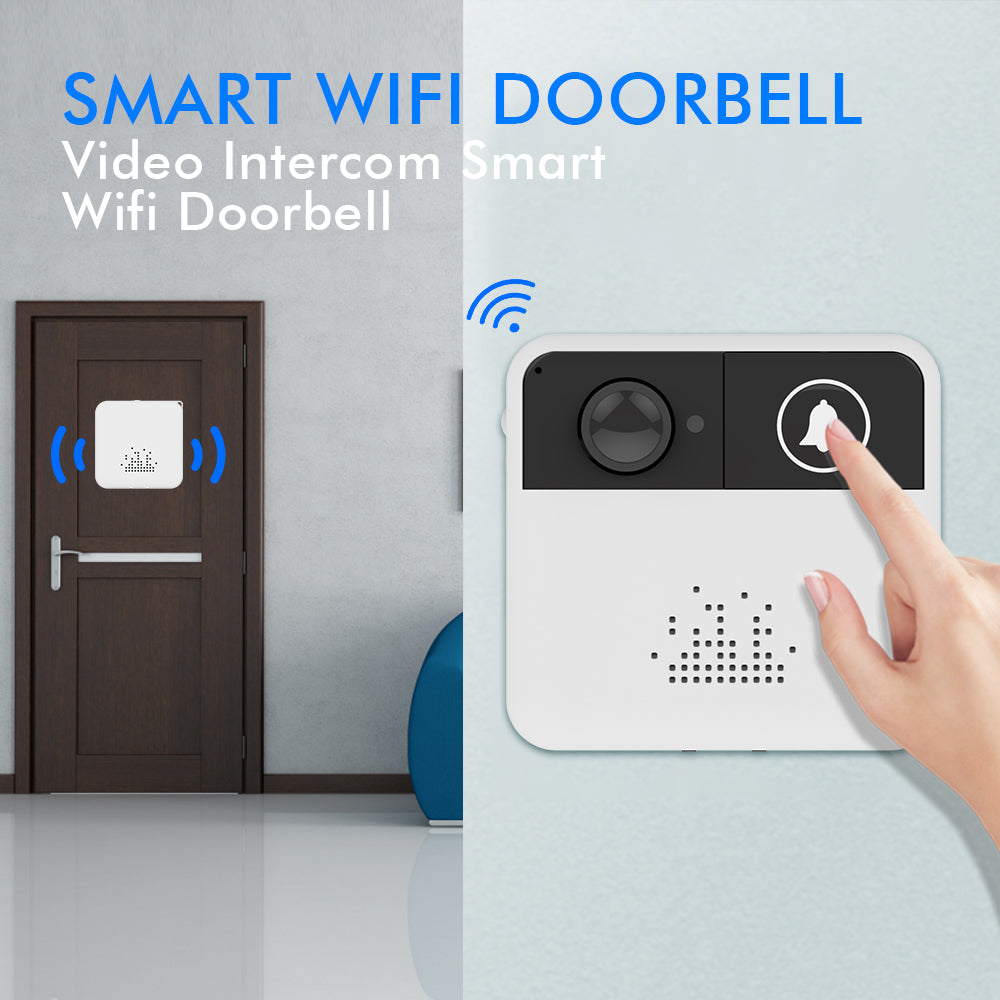 Smart Wireless IP Video Doorbell