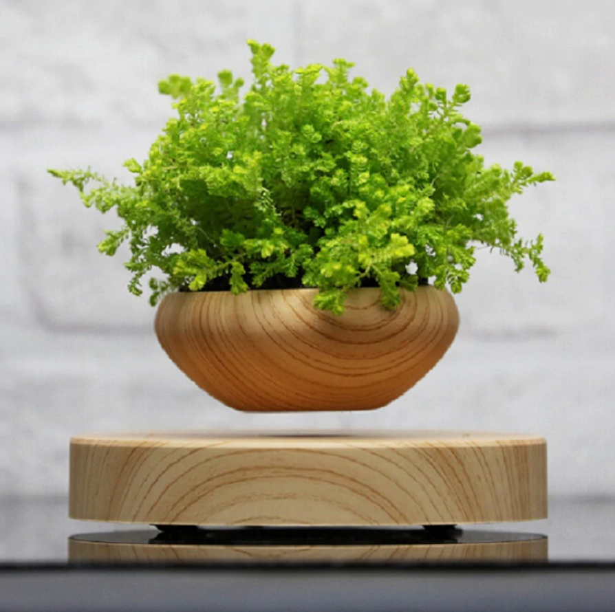 LUXURY ZERO GRAVITY PLANT POT