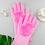 Rubber Cleaning Gloves