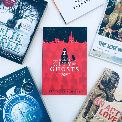 Book Club: City of Ghosts