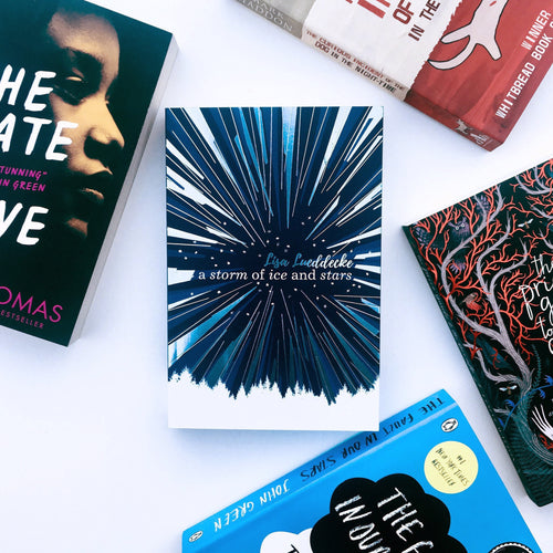 Book Club: A Storm of Ice and Stars