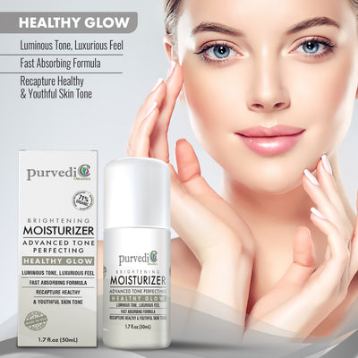 BRIGHTENING MOISTURIZER - ADVANCED TONE PERFECTING