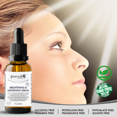 BRIGHTENING SERUM - BRIGHTENING & LIGHTENING