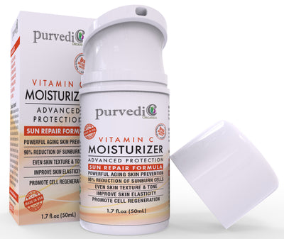 VITAMIN C MOISTURIZER - ADVANCED PROTECTION