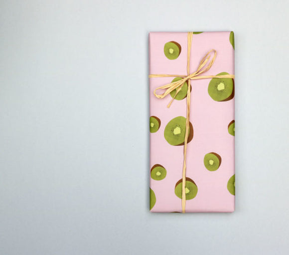 Kiwi to my heart - Gift Wrap (3 Pack)