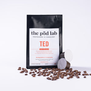 Ted - Coffee Pods
