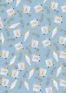 Rocky the Cockatoo - Gift Wrap (3 Pack)