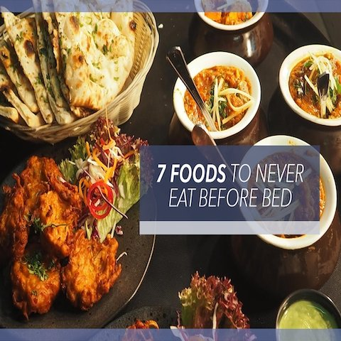 7 Foods to Never Eat Before Bed | Cool-jams