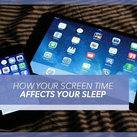 How Screen Time Affects Your Sleep | Cool-jams
