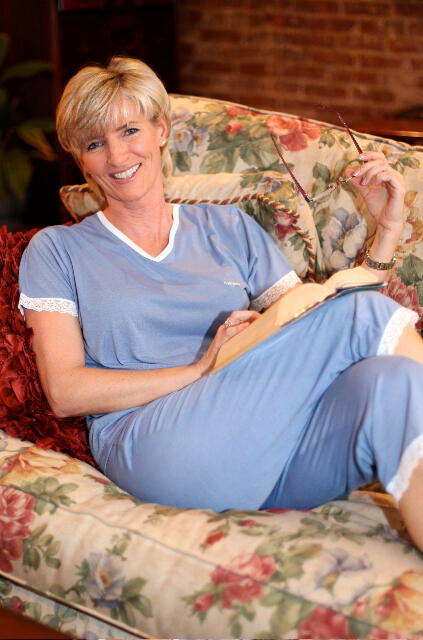 Cool-jams Moisture Wicking Sleepwear For night sweats and hot flashes