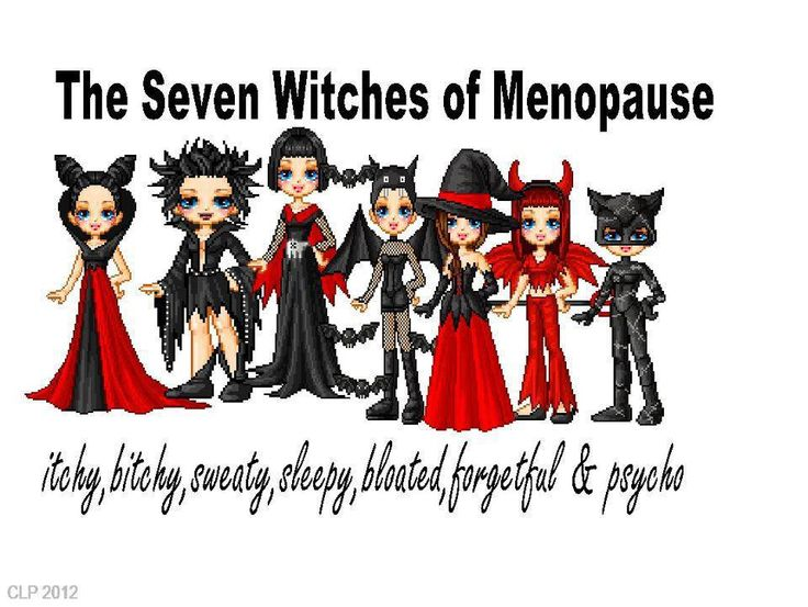 Seven Witches of Menopause