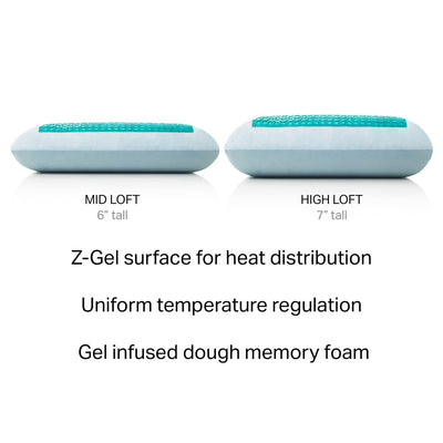 COOLING PILLOW - GEL DOUGH + Z GEL - Cool-jams