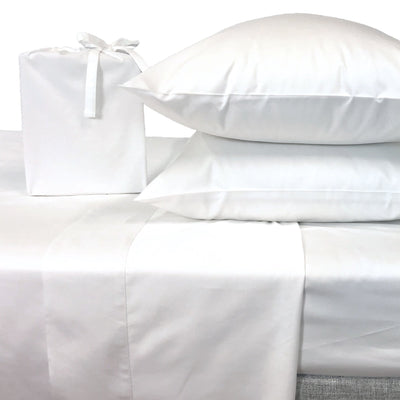 COOLING SHEET SET - ECO-MELANGE BAMBOO/COTTON BLEND - Cool-jams