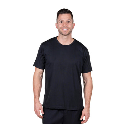 MEN'S MOISTURE WICKING CREW NECK T-SHIRT - Cool-jams