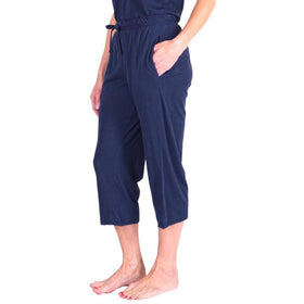WOMEN'S MIX AND MATCH MOISTURE WICKING CAPRI PANT - Cool-jams