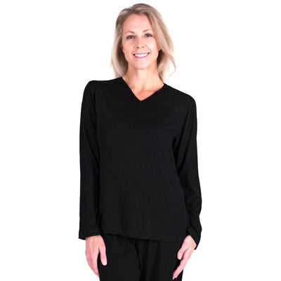 WOMEN'S MIX AND MATCH MOISTURE WICKING LONG SLEEVE T-SHIRT - Cool-jams
