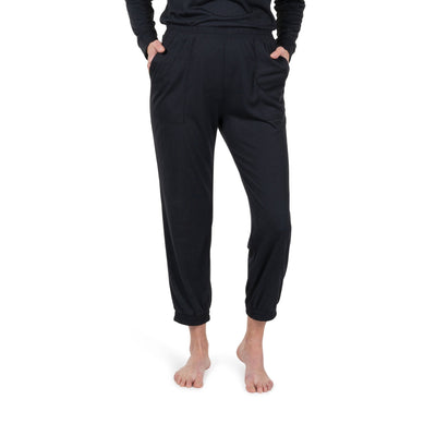 WOMEN'S MOISTURE WICKING MIX AND MATCH CUFF JOGGER PANT - Cool-jams