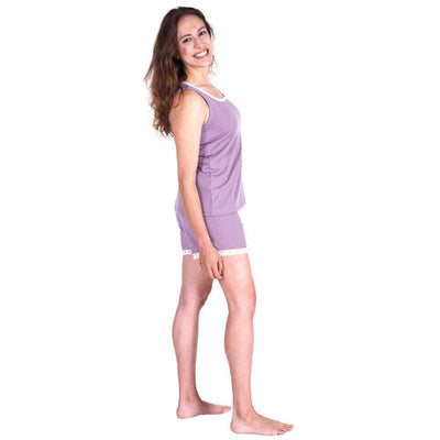 WOMEN'S MOISTURE WICKING SHORTY PAJAMA SET - Cool-jams