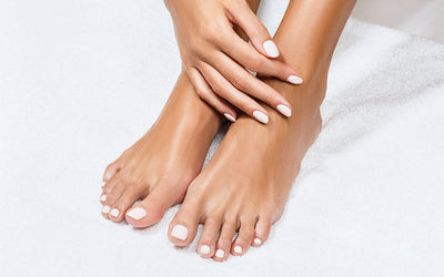 How to Get Your Best DIY Pedicure at Home!