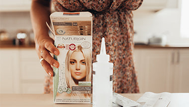 Introducing NATURIGIN: Natural Vegan Hair Colour From the Comfort of Home!