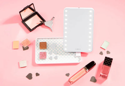 NEW! Mirror & Personalised Palette