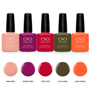 CND Shellac Secret Diary (7.3ml)