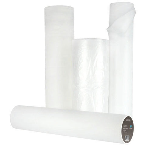 Caronlab Disposable Diamond Weave Bed Roll 60cm x 100m