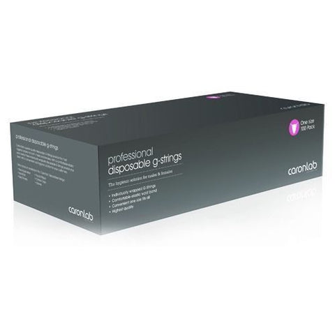 Caronlab Disposable G Strings 100 Pack