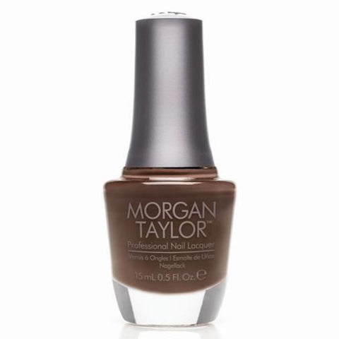 Morgan Taylor Nail Polish Latte Please 15ml