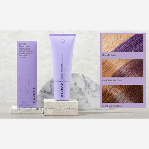 Davroe Chroma Colour Treatment (Violet Haze)