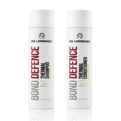 De Lorenzo Bond Defence Thermal Shampoo & Conditioner Pack (240ml)