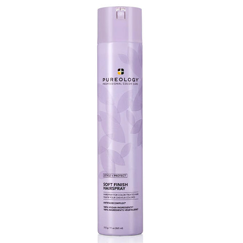 Pureology Style + Protect Soft Finish Hairspray (312g)