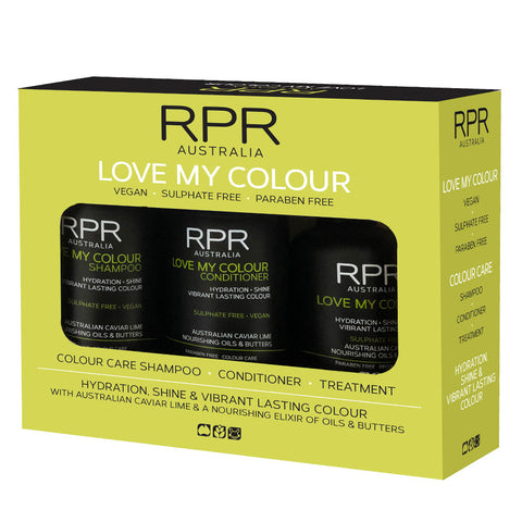 RPR Love My Colour Trio Pack