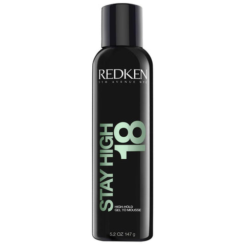 Redken Stay High 18 High-Hold Gel To Mousse (150ml)