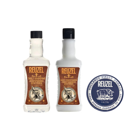 Reuzel Daily Essentials Gift Pack