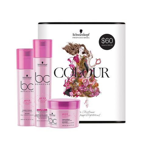 Schwarzkopf Professional BC Bonacure Color Freeze Rich Pack