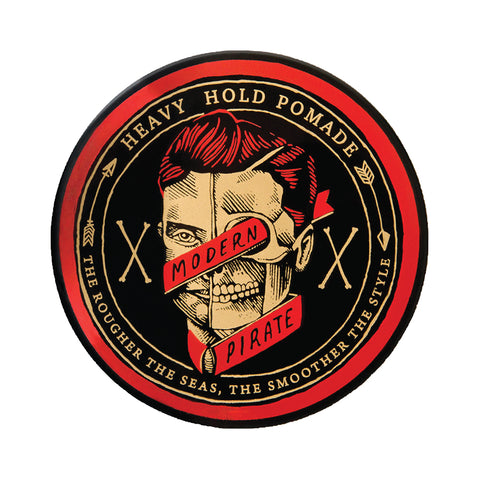 Modern Pirate Heavy Hold Pomade (100ml)