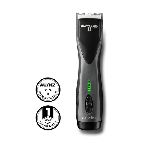 Andis Supra ZR II Detachable Blade Cordless Clipper