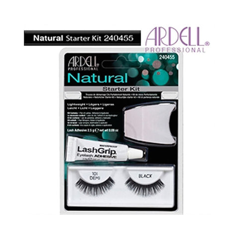 Ardell Starter Kit Natural 101 Demi