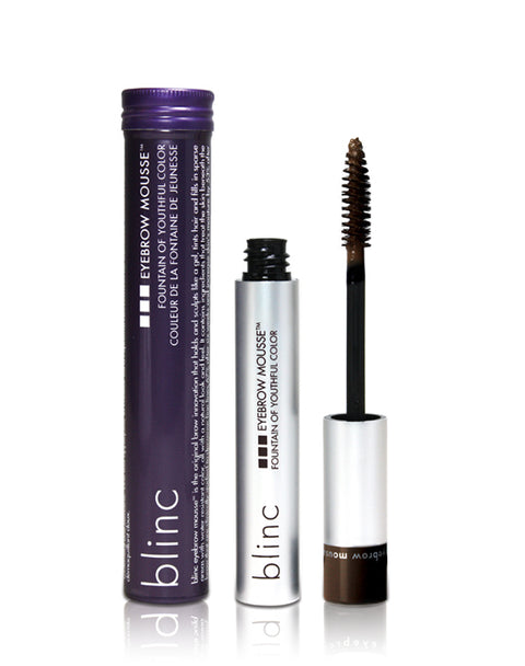 Blinc Eyebrow Mousse Dark Brunette 4g