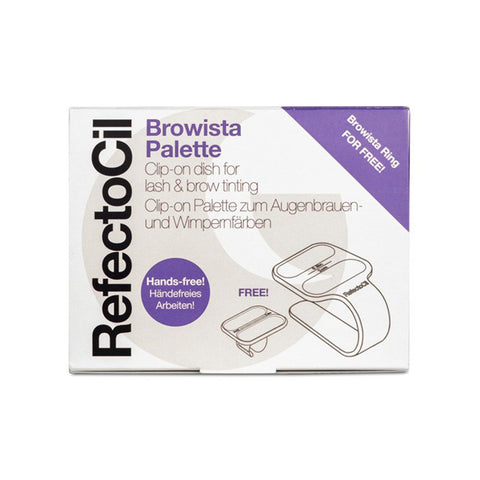Refectocil Browista Palette and Browista Ring Set