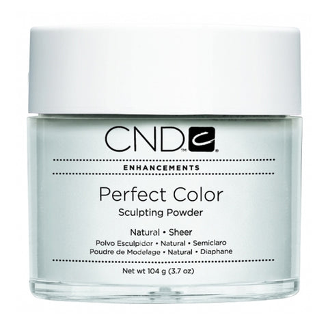 CND Perfect Color Sculpting Powder Natural Sheer (104g)