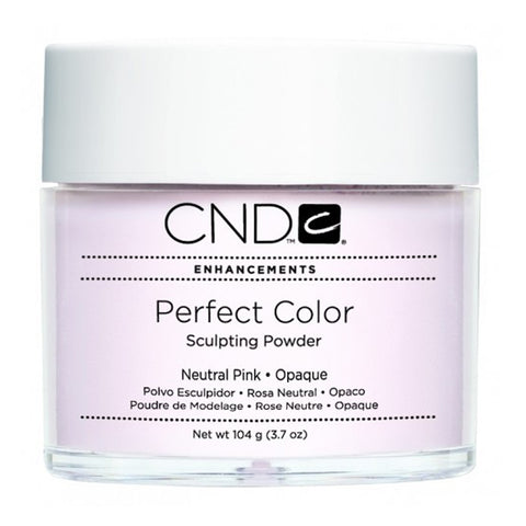 CND Perfect Color Sculpting Powder Neutral Pink Opaque (104g)