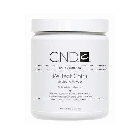 CND Perfect Color Sculpting Powder Soft White - Opaque (453g)