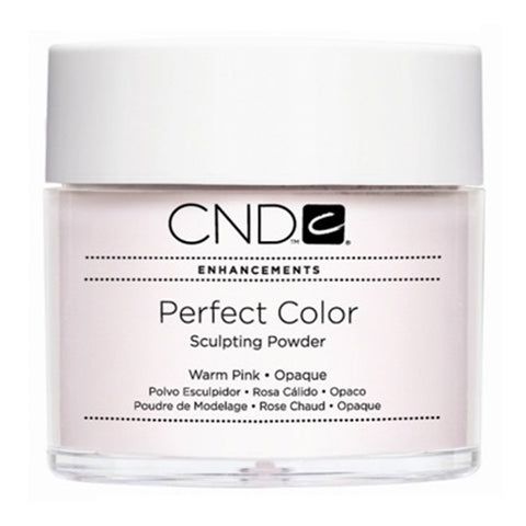 CND Perfect Color Sculpting Powder Warm Pink Opaque (104g)