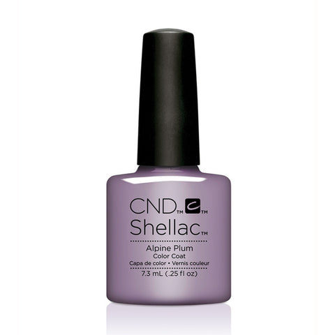 CND Shellac Alpine Plum 7.3ml