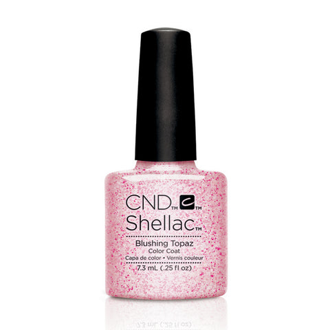 CND Shellac Blushing Topaz 7.3ml