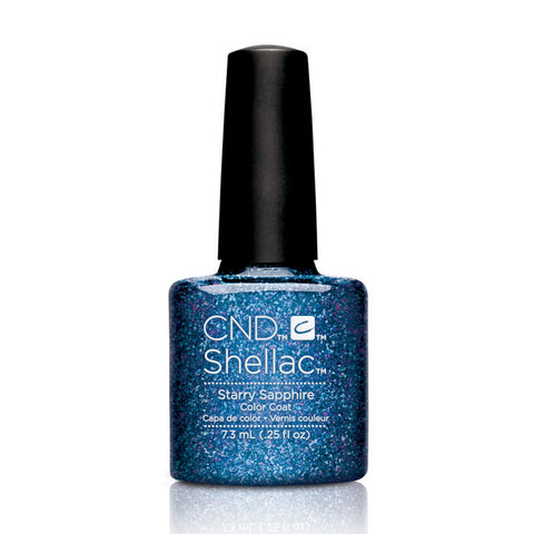 CND Shellac Starry Sapphire 7.3ml